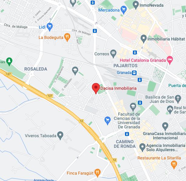 Contacto Dacisa Inmobiliaria
